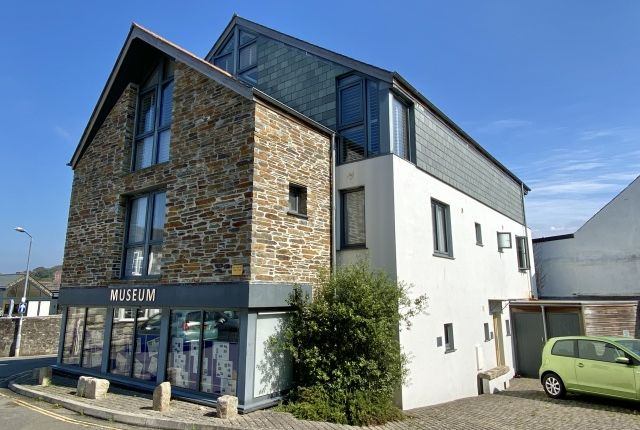 Thumbnail Flat for sale in Chapel Lane, Wadebridge