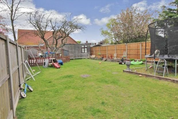 Thumbnail Detached bungalow for sale in Harlington Avenue, Hellesdon, Norwich