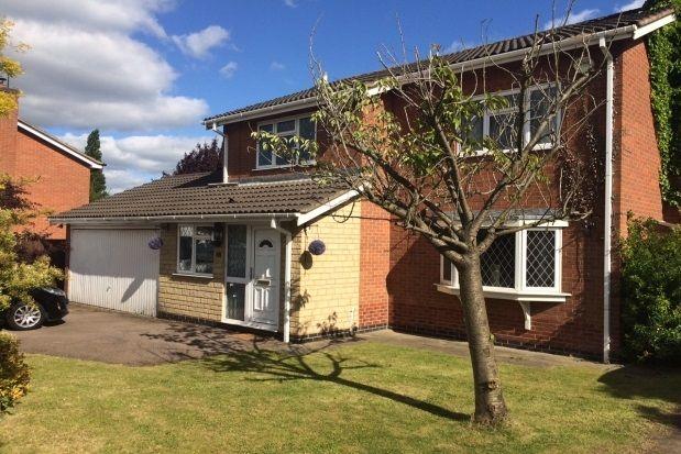 Thumbnail Property to rent in Walton Way, Mountsorrel