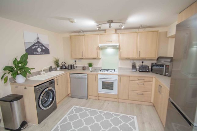 Kitchen of Echo Crescent, Plymouth PL5