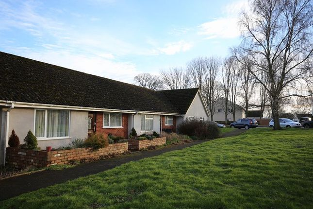 Thumbnail Bungalow for sale in Glebelands, Lympstone, Exmouth