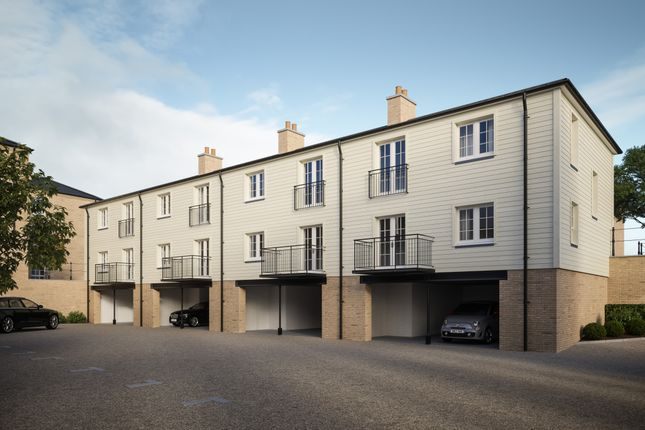 Thumbnail End terrace house for sale in Coningsby Place, Poundbury
