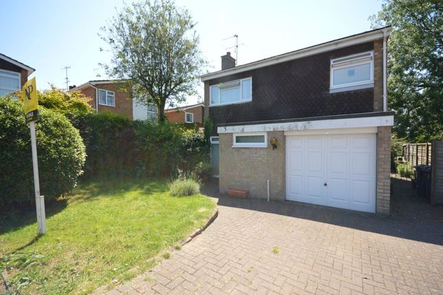 Thumbnail Detached house for sale in Nightingale Close, Hazlemere, High Wycombe