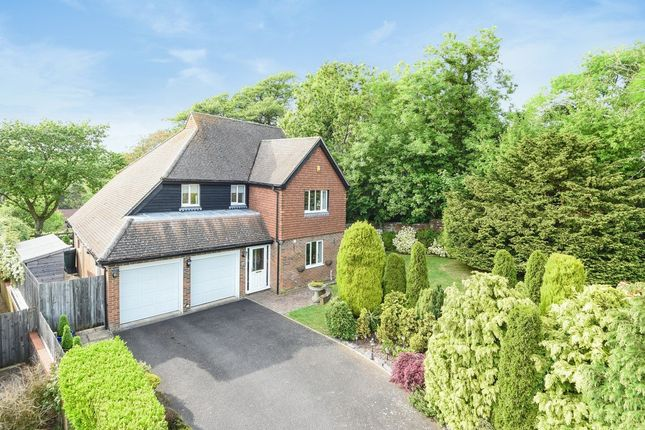 Thumbnail Detached house for sale in Pilgrims Way, Hastings