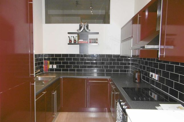 Thumbnail Flat to rent in Blackburn Road, Bolton, Bolton