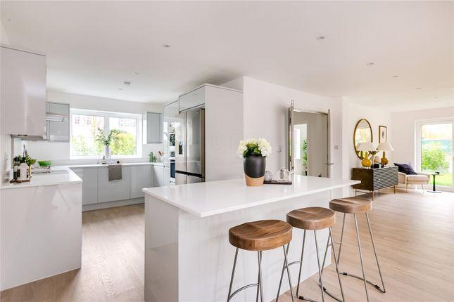 Kitchen of Boileau Road, London SW13