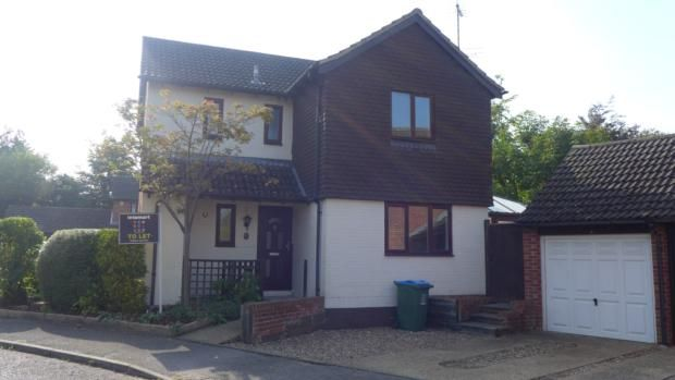 Detached house to rent in Wheelwrights, Weston Turville