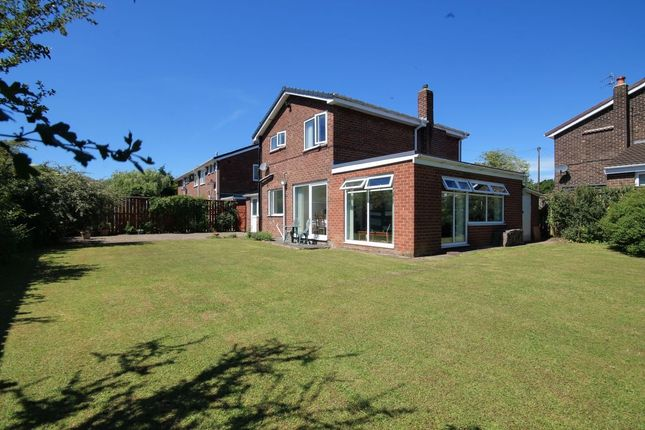 Thumbnail Detached house for sale in Hazelgrove, Chester Le Street