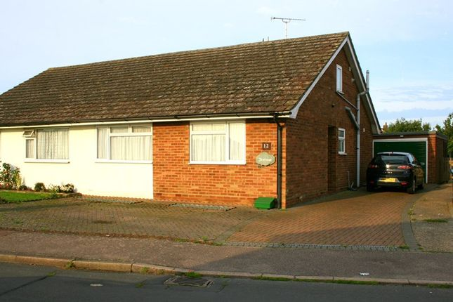 Thumbnail Property for sale in Larkfield Road, Great Bentley, Colchester