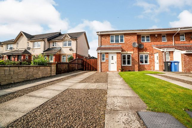 Thumbnail End terrace house for sale in Cricketfield Place, Armadale, Bathgate, West Lothian