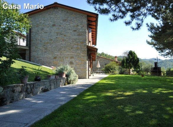Detached house for sale in Dicomano, Florence, Tuscany, Italy