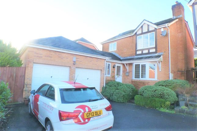 Thumbnail Detached house to rent in Maes Y Ffynnon, Llannon