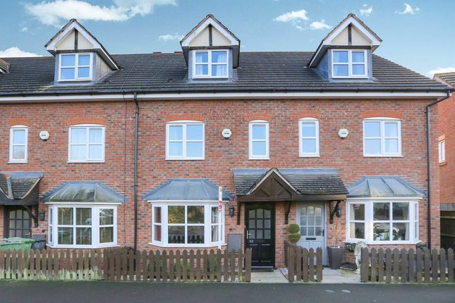 Thumbnail Terraced house for sale in Mill Road, Stourport-On-Severn