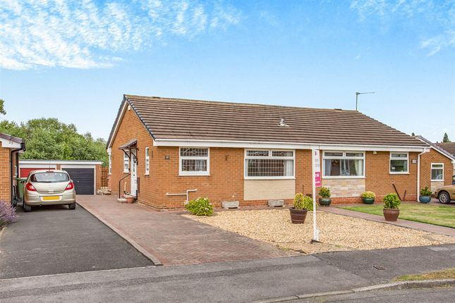 Thumbnail Semi-detached bungalow for sale in Alford Lane, Stockton-On-Tees