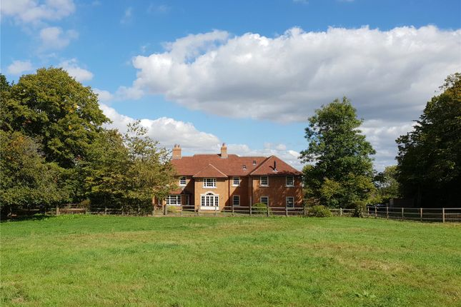 Thumbnail Detached house for sale in Upper Green, Inkpen, Hungerford, Berkshire