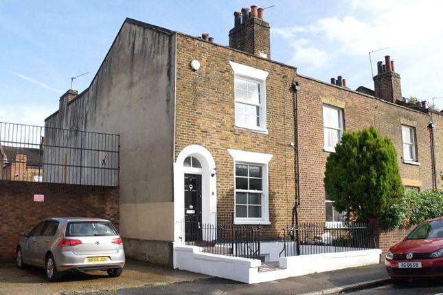 Thumbnail End terrace house for sale in Earlswood Street, Greenwich, London