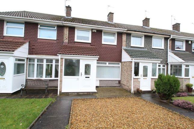 Thumbnail Terraced house for sale in Regent Road, Jarrow