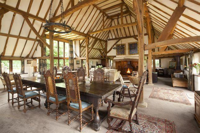 Thumbnail Property for sale in Moat Lane, Chiddingstone Hoath, Edenbridge