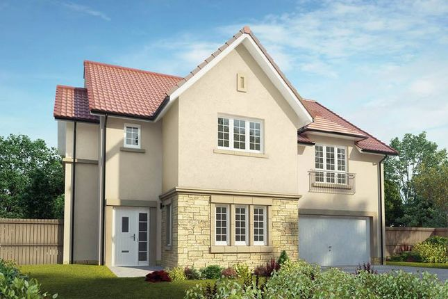 "Thumbnail Detached house for sale in ""The Logan"" at Lethame Road, Strathaven"
