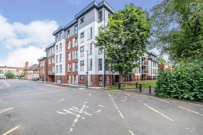 Thumbnail Flat for sale in Stratford Road, Shirley, Solihull
