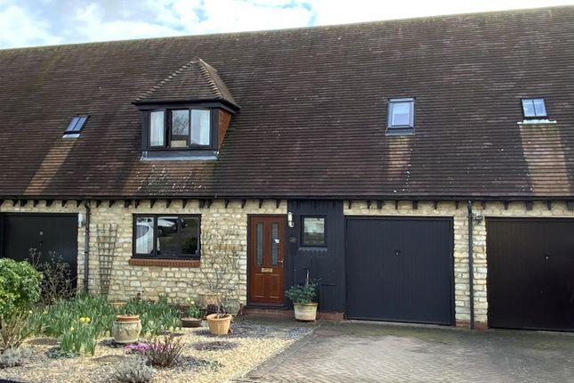 3 bed terraced house for sale in Lodge Farm Court, Castlethorpe, Milton Keynes MK19