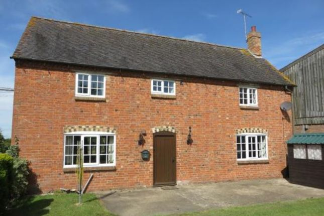 Thumbnail Cottage to rent in Upper Radbourne, Southam