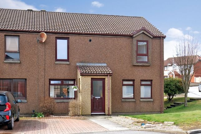 Thumbnail Terraced house for sale in Allison Close, Cove, Aberdeen