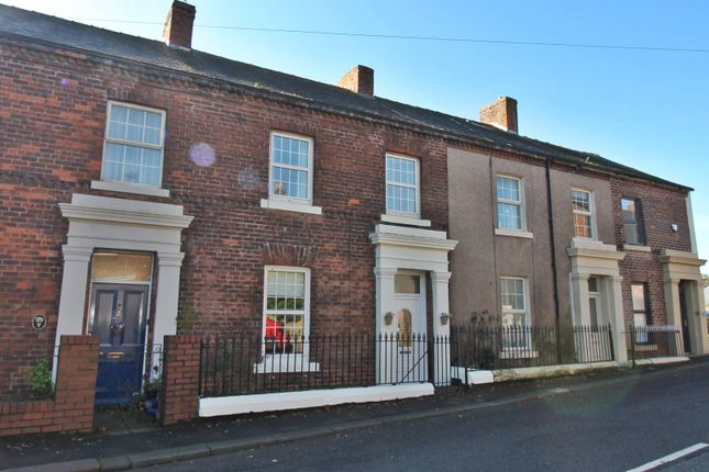 Thumbnail Terraced house for sale in Eden Place, Carlisle
