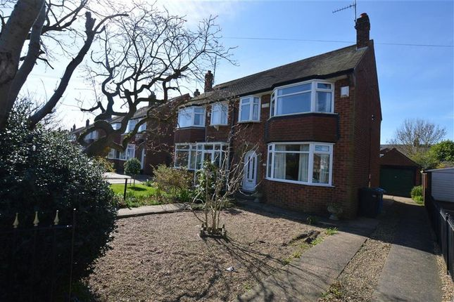 Thumbnail Property for sale in Auckland Avenue, Hull