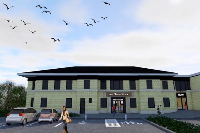 Thumbnail Retail premises to let in Cheviot House, Almondvale Centre, Livingston