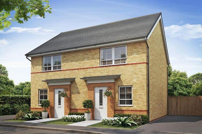 "Thumbnail End terrace house for sale in ""Washington"" at Bedewell Industrial Park, Hebburn"