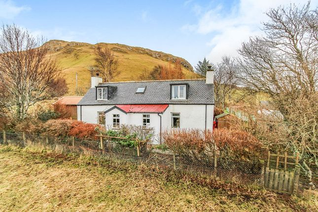 Thumbnail Detached house for sale in Old Post Office, Elphin, Lairg
