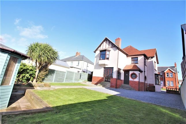 Thumbnail Detached house for sale in Hayston Avenue, Hakin, Milford Haven, Pembrokeshire.