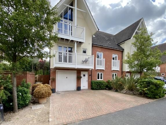 Thumbnail Semi-detached house for sale in Woodshires Road, Solihull, West Midlands, .