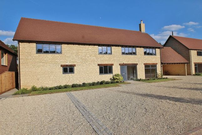 Thumbnail Detached house for sale in Park Farm Place, Northmoor, Near Standlake