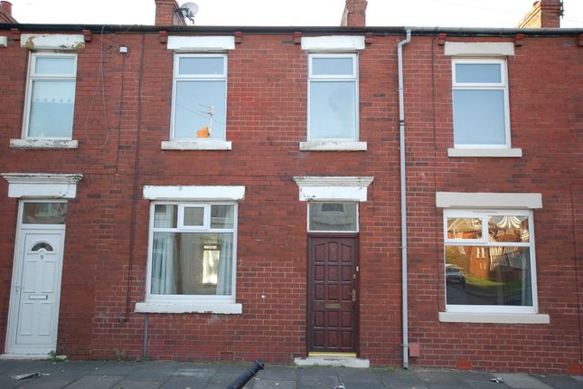 Thumbnail Terraced house to rent in Crossland Road, Blackpool
