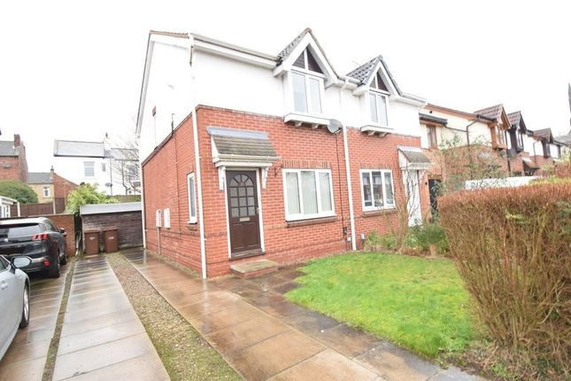 2 bed semi-detached house to rent in Ashbrook Close, Ossett WF5