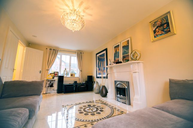 Thumbnail Detached house for sale in Waggon Road, Leeds
