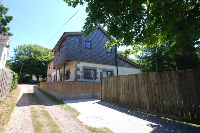 Thumbnail Detached house for sale in Perran Downs, Goldsithney, Penzance