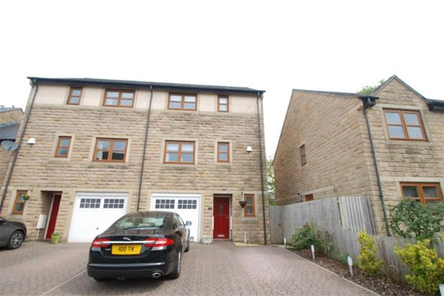Thumbnail Semi-detached house for sale in Tenterfield Close, Greenfield, Oldham