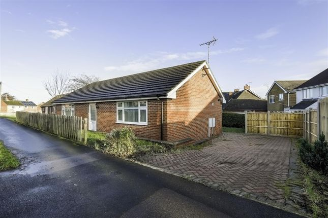 Thumbnail Bungalow to rent in North Road, Calow, Chesterfield