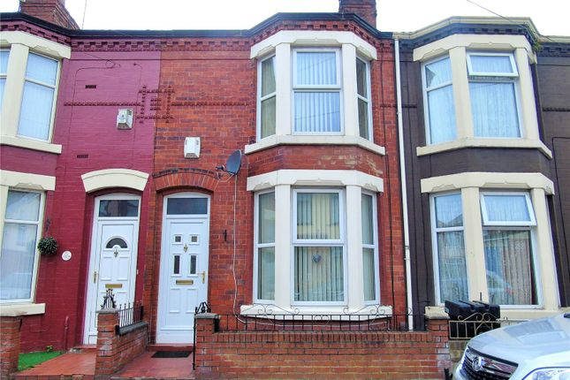 Thumbnail Terraced house to rent in Hanford Avenue, Orrell Park, Liverpool