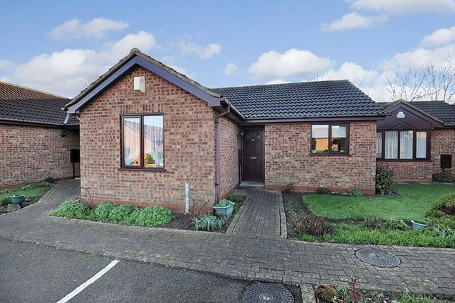 Thumbnail Terraced bungalow for sale in Nightingale Court (5), Peterborough