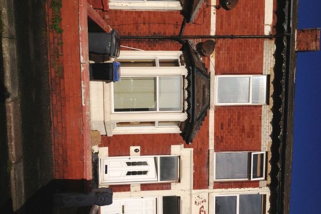 Thumbnail Terraced house to rent in 12 Bute Avenue, Blackpool