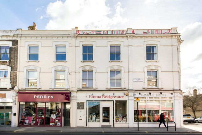 Thumbnail Maisonette for sale in Fulham Road, Parsons Green, Fulham, London