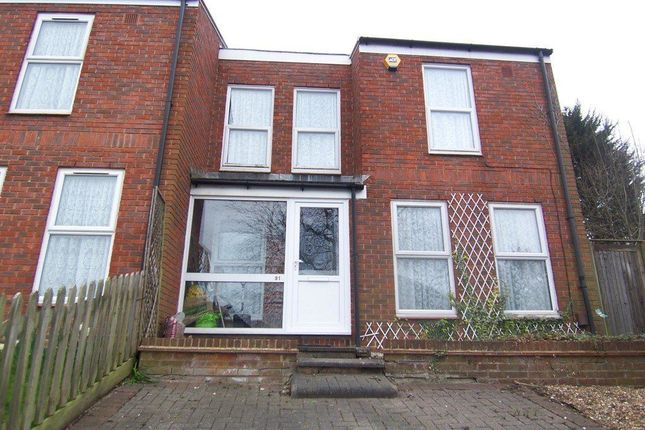 Thumbnail Terraced house to rent in Elms Lane, Wembley