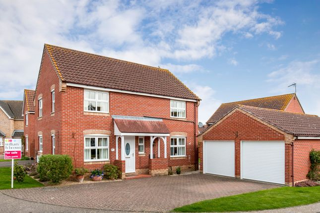 Thumbnail Detached house for sale in Sycamore Way, Diss