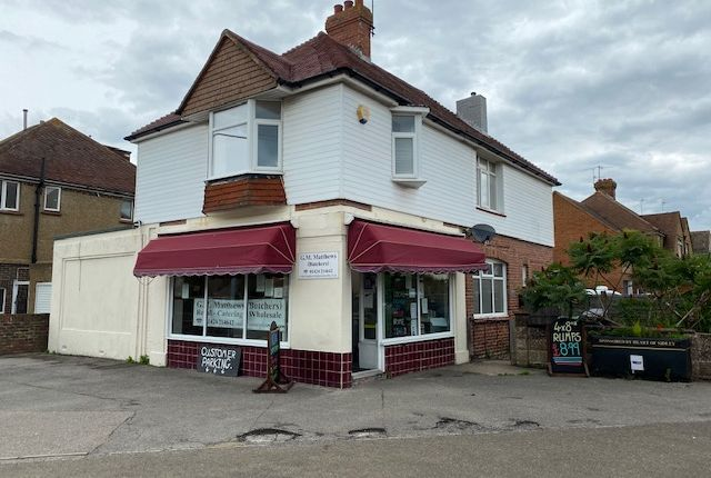 Thumbnail Retail premises for sale in Bexhill-On-Sea, East Sussex