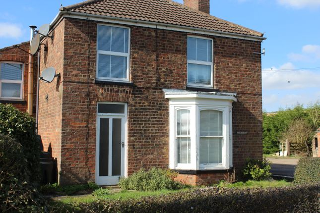 Thumbnail Detached house for sale in Main Road, Stickney