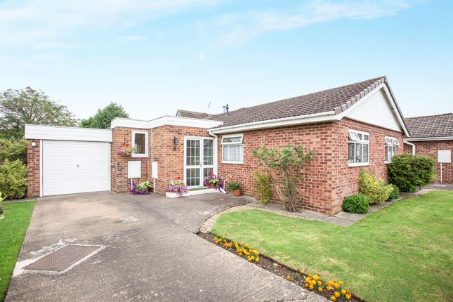 Thumbnail Detached bungalow for sale in Manor Farm Road, Aston-On-Trent, Derby